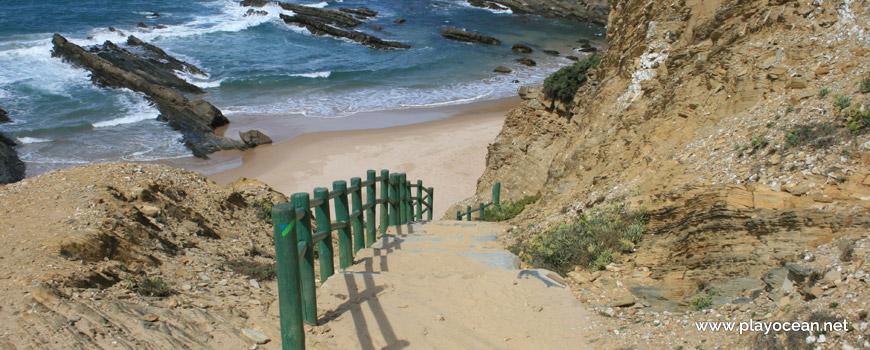 Descida à Praia dos Alteirinhos
