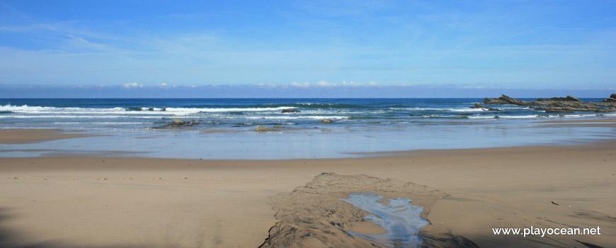 Beira-mar na Praia da Amália