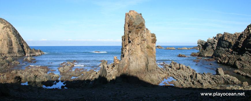 Oeste na Praia da Azenha do Mar