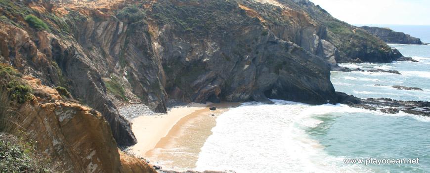 Praia das Bernosas