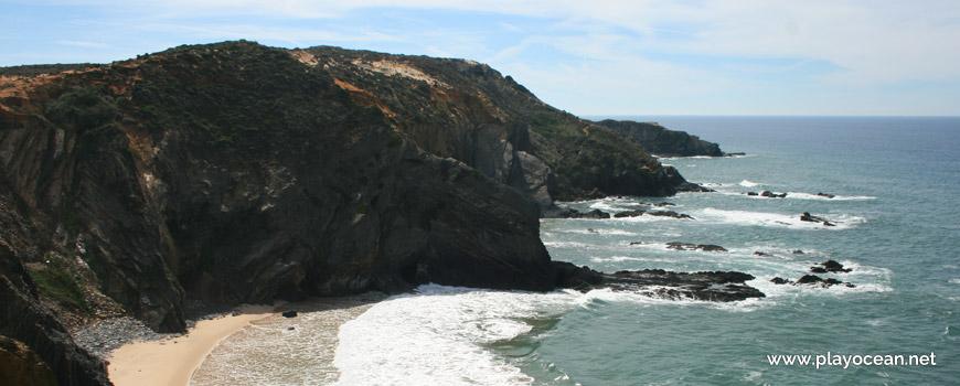 Falésia da Praia das Bernosas