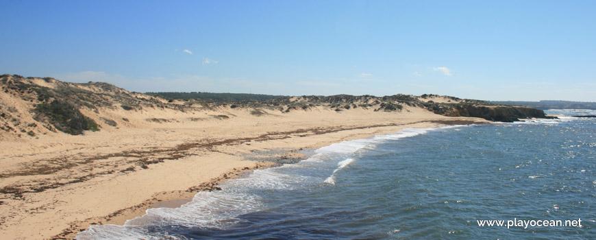 Praia do Carreiro das Fazendas