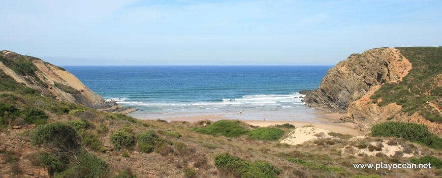 Oeste na Praia do Carvalhal