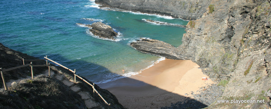 Areal da Praia do Cavaleiro