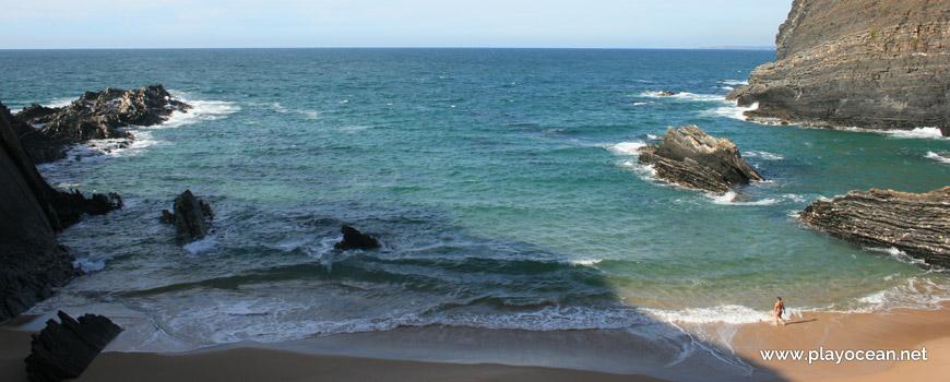 Beira-mar, Praia do Cavaleiro