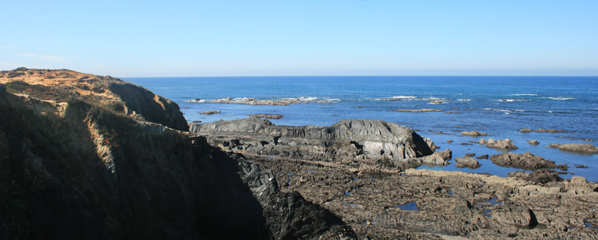 Falésia da Praia do Cavalo