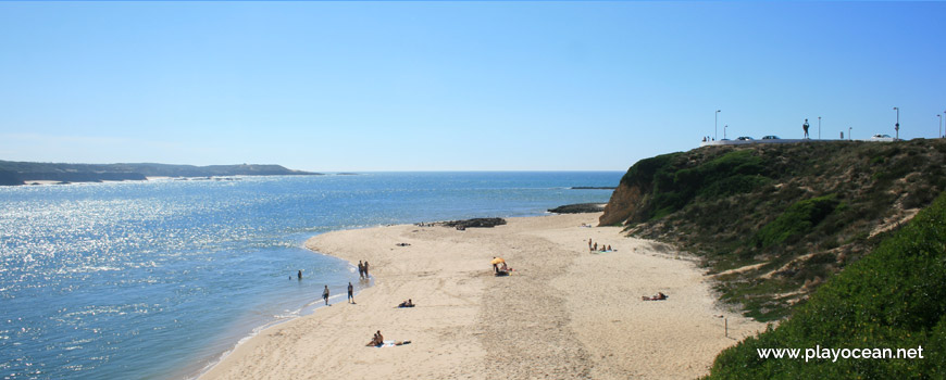 Oeste, Praia do Farol