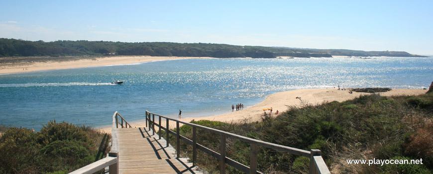Acesso à Praia do Farol