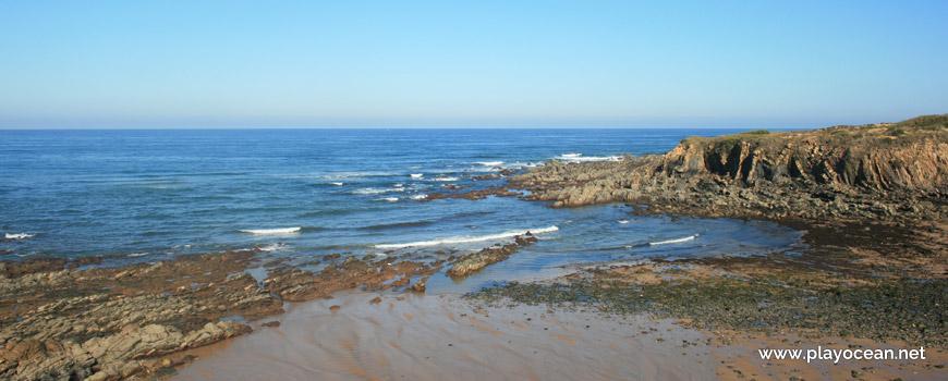 Beira-mar, Praia da Foz dos Ouriços