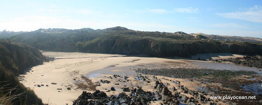 Vale da Praia da Foz dos Ouriços