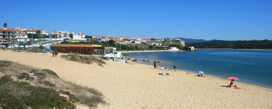 Areal da Praia da Franquia