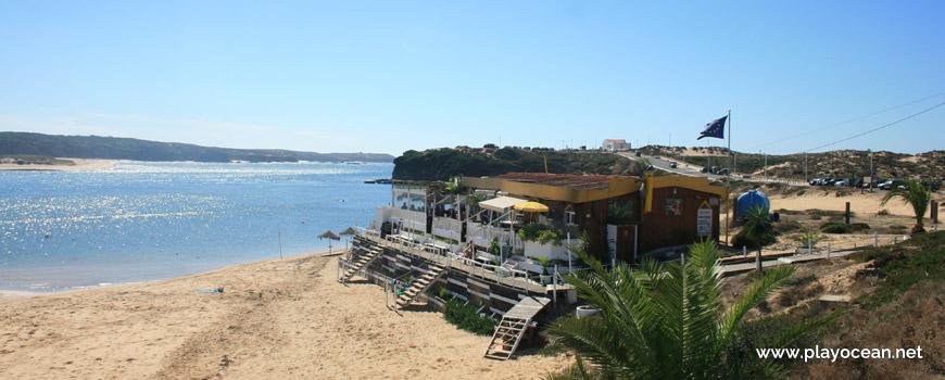 Concessão, Praia da Franquia