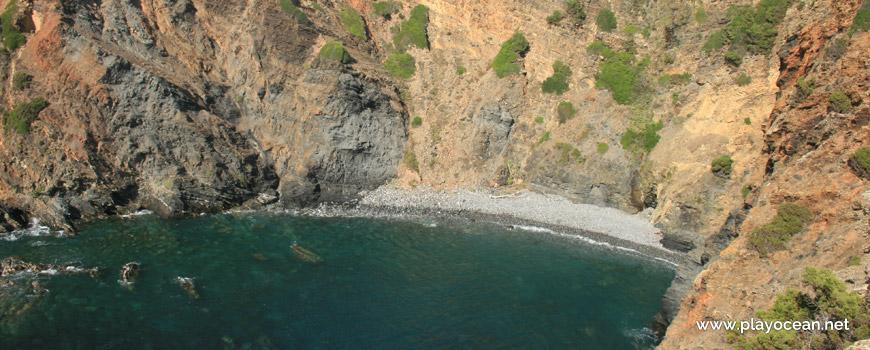 Falésia da Praia da Lavagueira