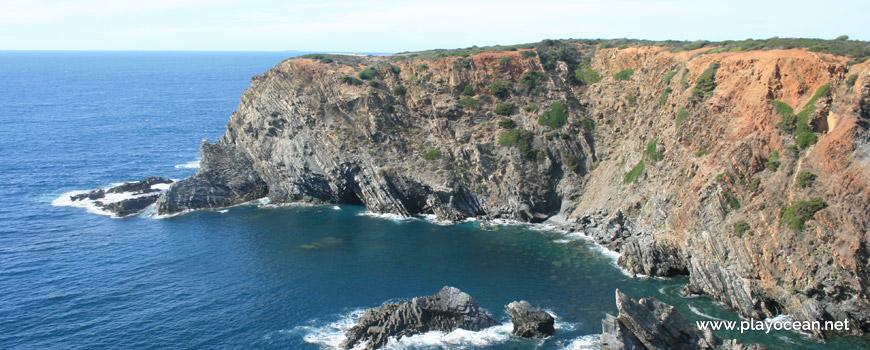 Norte na Praia da Lavagueira