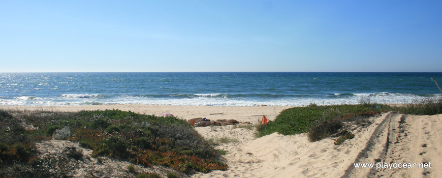 Praia dos Nascedios
