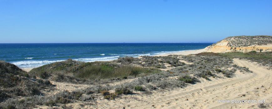 Acesso à Praia do Saltinho