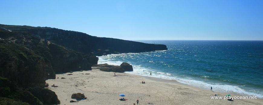 Sul na Praia do Malhão (Sul)