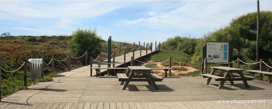 Parque de merendas, Praia de Nossa Senhora