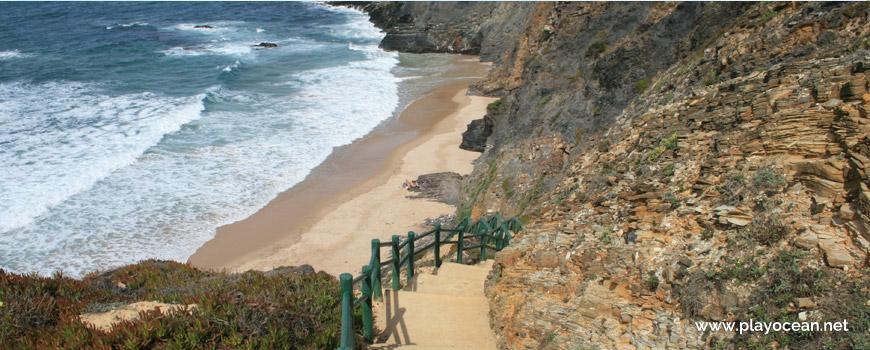 Descida à Praia de Nossa Senhora