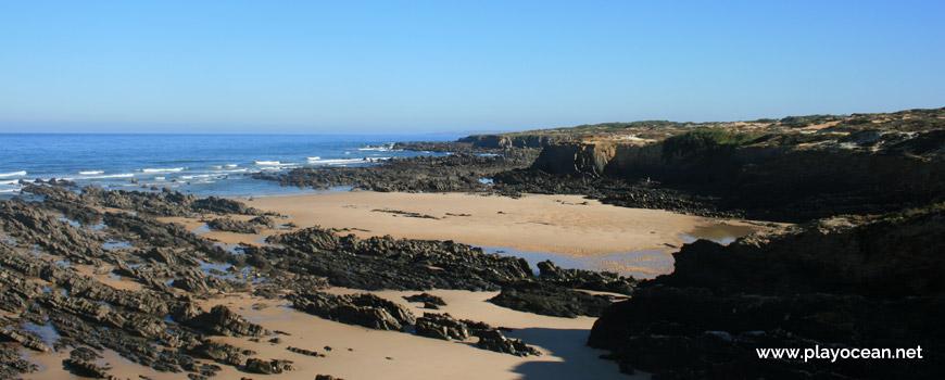 Norte na Praia de Nossa Senhora