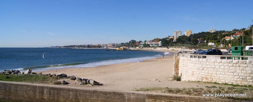 Oeste na Praia de Caxias