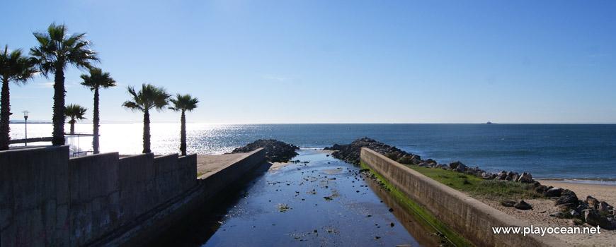 Ribeira dos Ossos, Praia de Caxias
