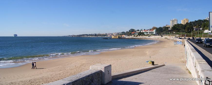 Acesso à Praia de Caxias