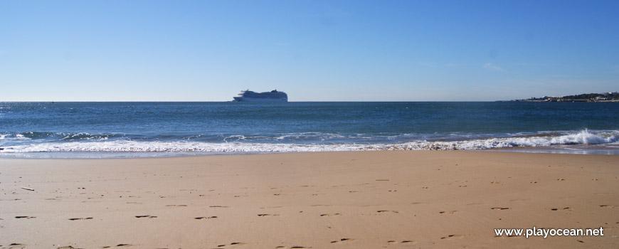 Cruzeiro na Praia de Caxias
