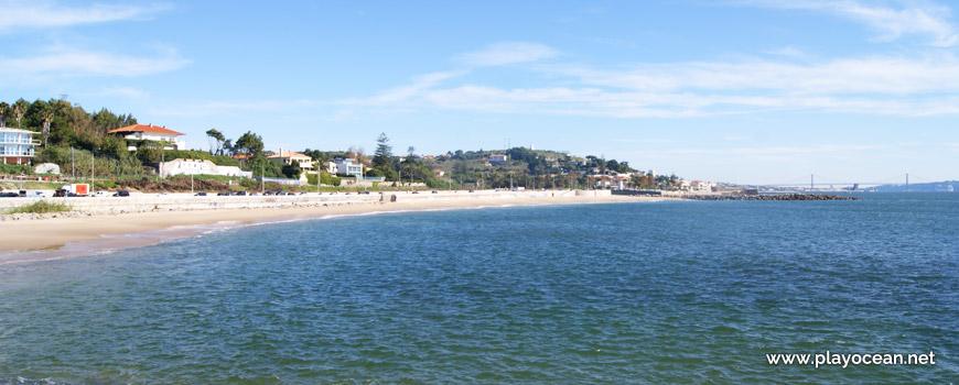 Praia de Caxias