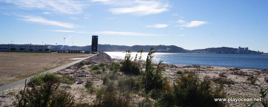 Zona Este, Praia do Dafundo