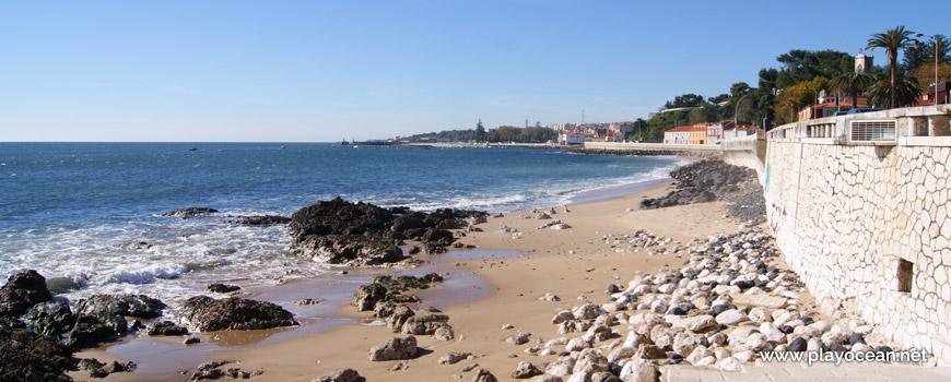 Oeste na Praia da Giribita
