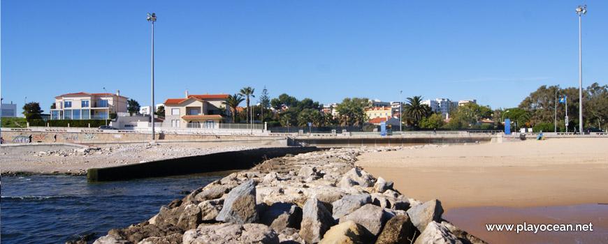 Pontão, Praia de Santo Amaro de Oeiras
