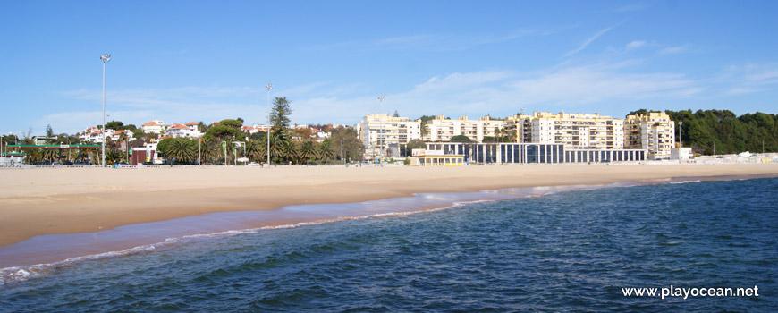 Praia de Santo Amaro de Oeiras Beach