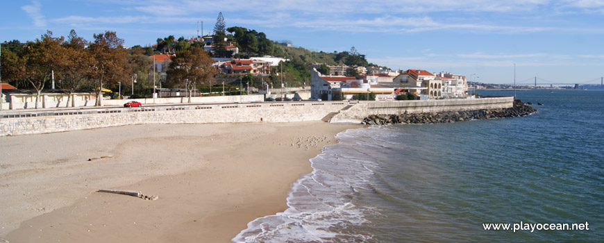 Este na Praia de São Bruno