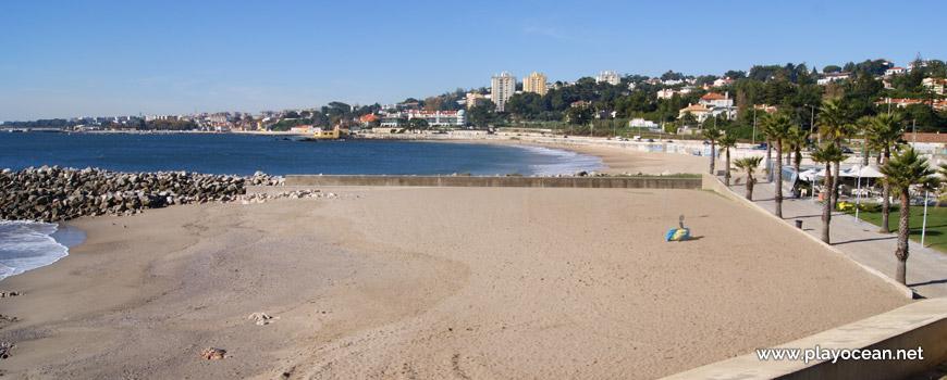Oeste da Praia de São Bruno