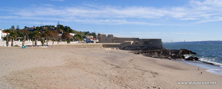 Este do Forte de São Bruno