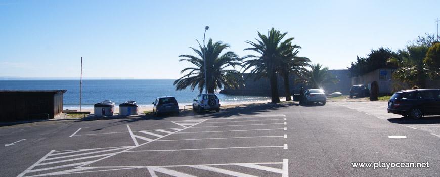 Estacionamento, Praia da Torre