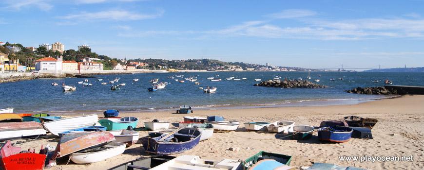 Barcos na Praia Velha