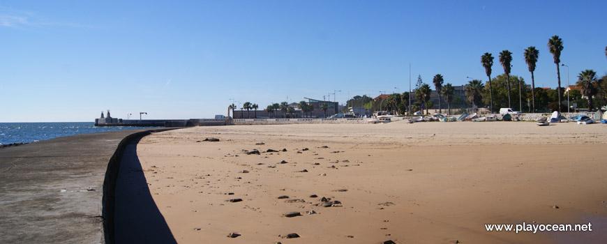 Oeste da Praia Velha