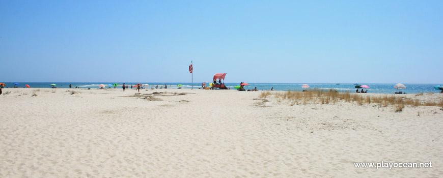 Posto de vigilância, Praia da Armona (Mar)