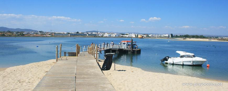 Ferry da Praia da Fuseta (Mar)