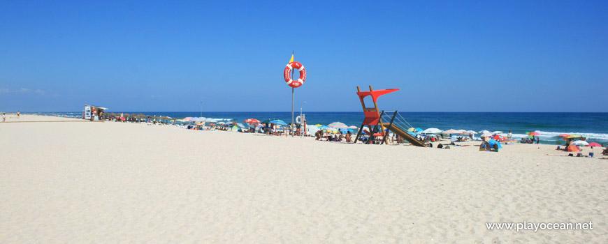 Posto de vigilância, Praia da Fuseta (Mar)