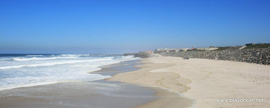 Norte da Praia de Esmoriz (Sul)