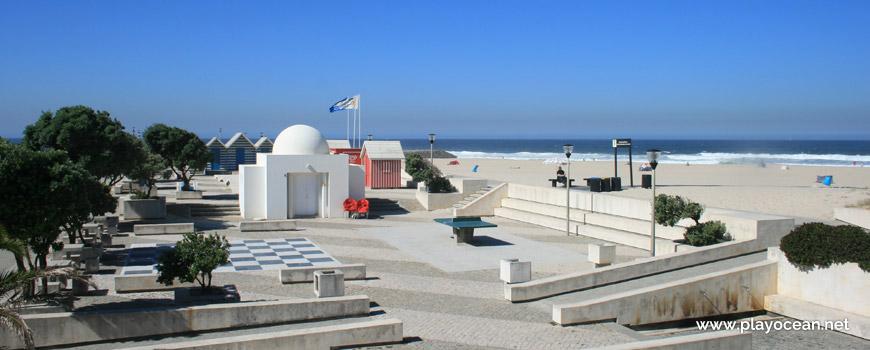 Dome at Praia de Esmoriz Beach
