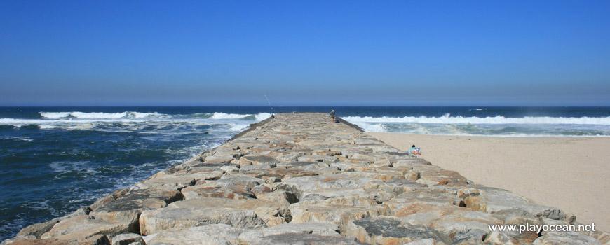 Pier, Praia de Esmoriz Beach