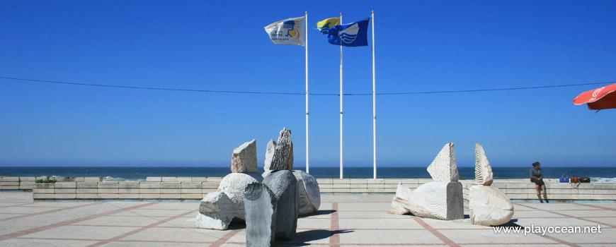 Banners, Praia do Furadouro Beach
