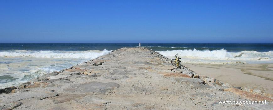 Pier, Praia do Furadouro Beach