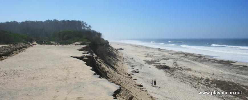 South of Praia de São Pedro de Maceda Beach