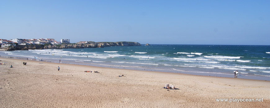 Praia do Baleal (Norte)