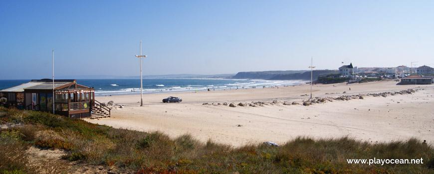 Concessão na Praia do Baleal (Norte)